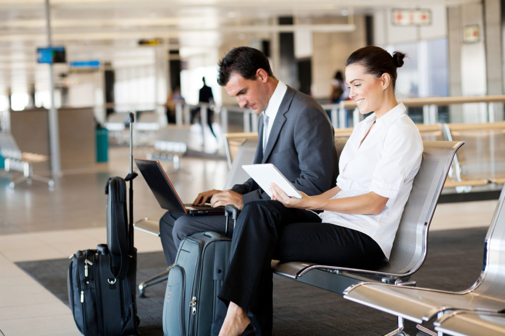 Keep It Close to the Vest: Cyber Security Tips for Business Travelers